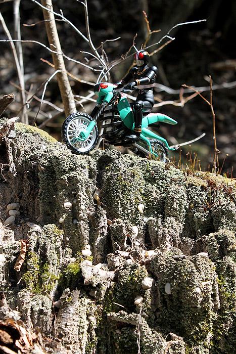 Kamen Rider's Back in Black - Freaksugar