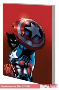 Captain America Man & Wolf