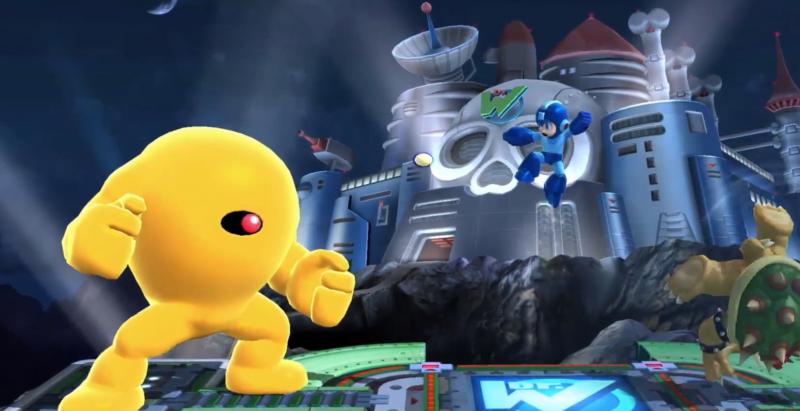 Mega Man tackles the Yellow Devil!
