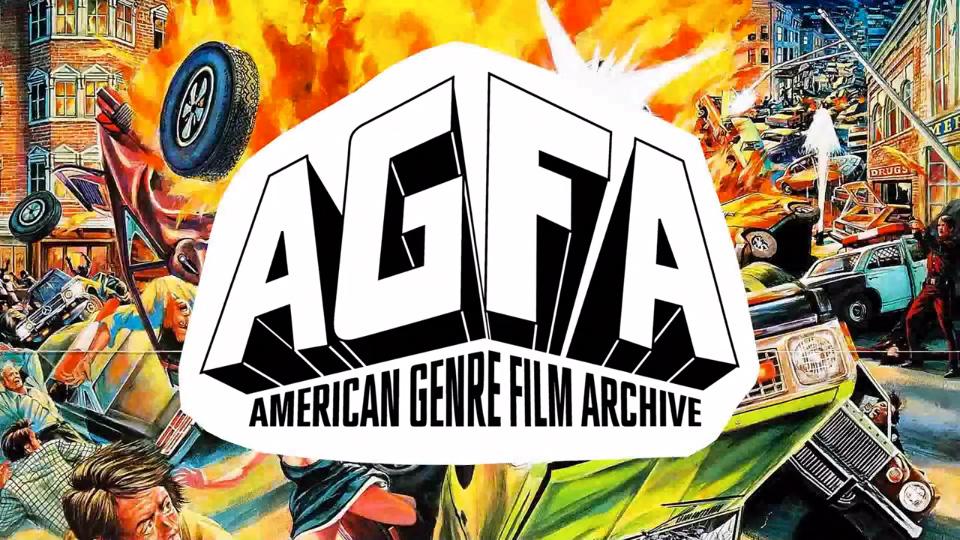 american genre film archive