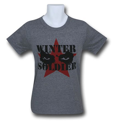 Winter Soldier shirt