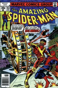 Amazing Spider-Man #183