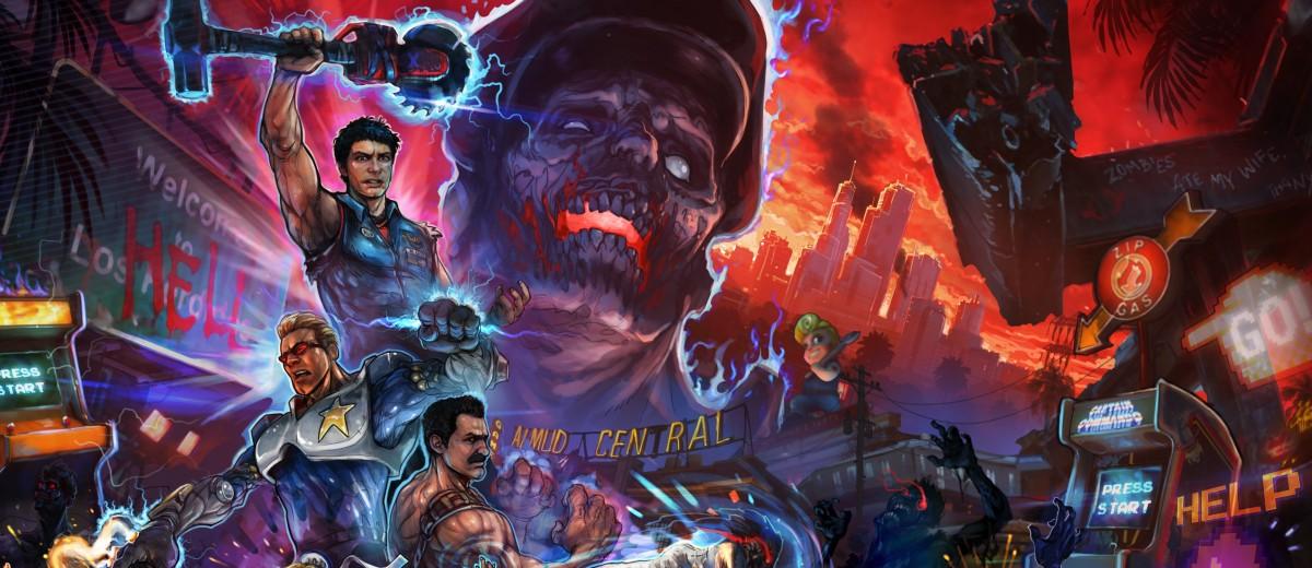 Super Ultra Dead Rising 3 Arcade Remix Hyper Edition Ex Plus A Dlc