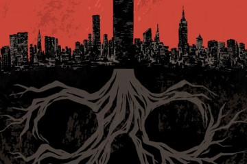 Cover Art for Trees #1 from Image Comics