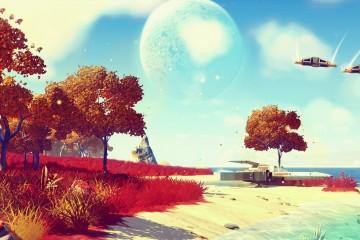 No Man's Sky E3 2014