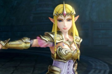 Princess Zelda - Hyrule Warriors