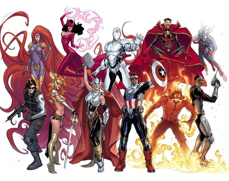 Avengers_NOW