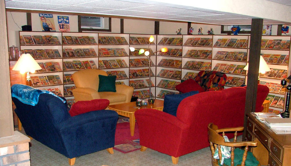Money stacks book covers - Comic book display shelves ...
