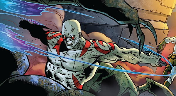 Drax The Destroyer Vs Venom: Know Your Guardians Of The Galaxy: Drax