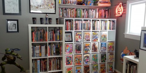Kleefeld Comic Library