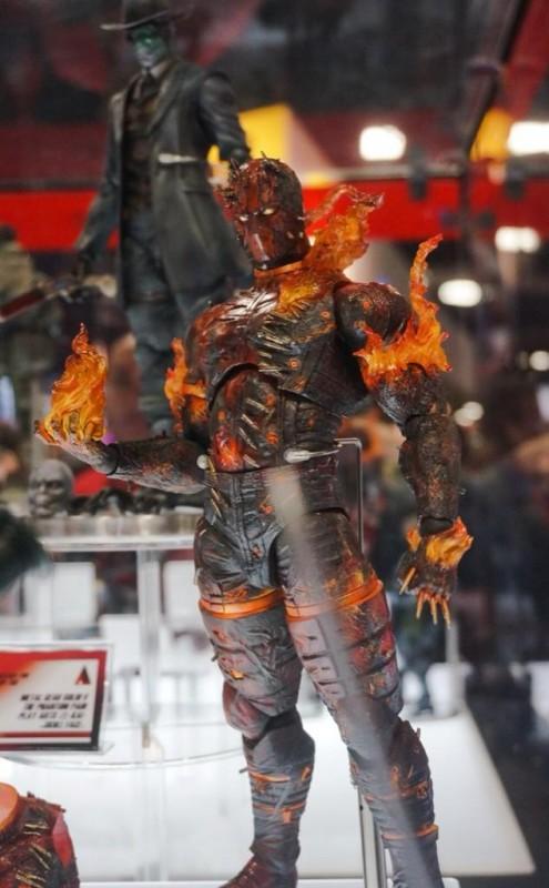 Play Arts Kai - Man on Fire