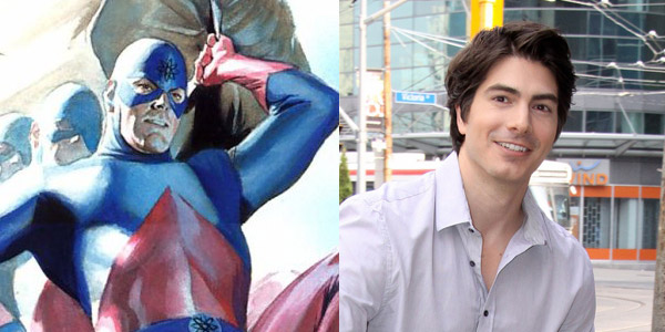 The Atom, Brandon Routh