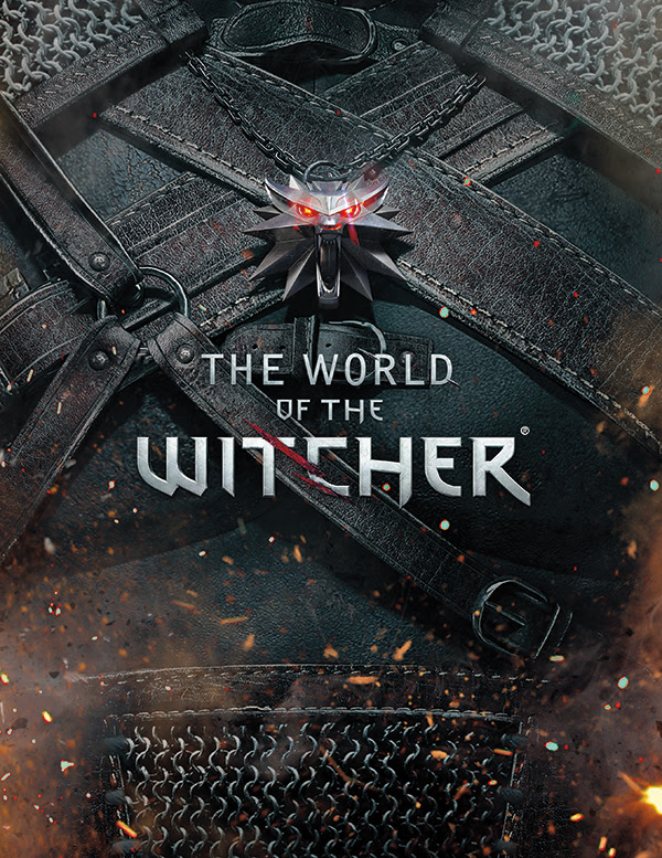 the-world-of-the-witcher-cover