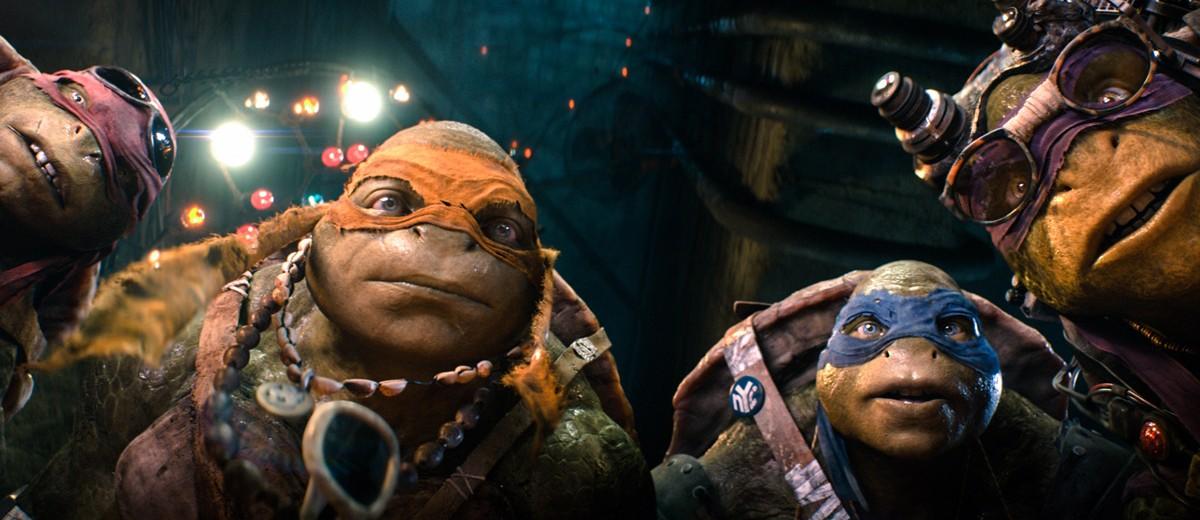 Review Teenage Mutant Ninja Turtles 2014