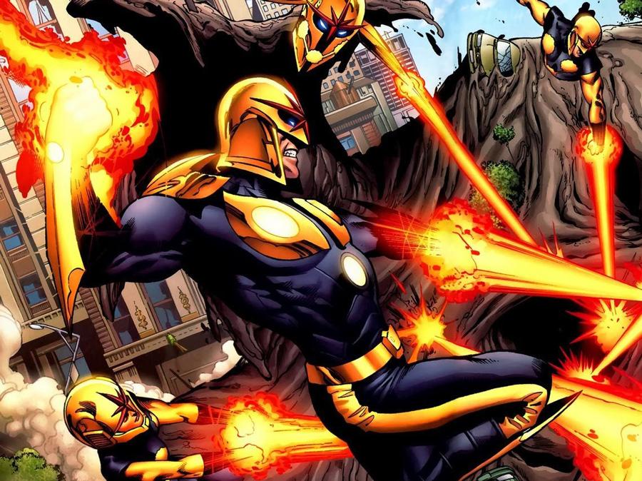 Guardians of the Galaxy: Nova Corps Bio