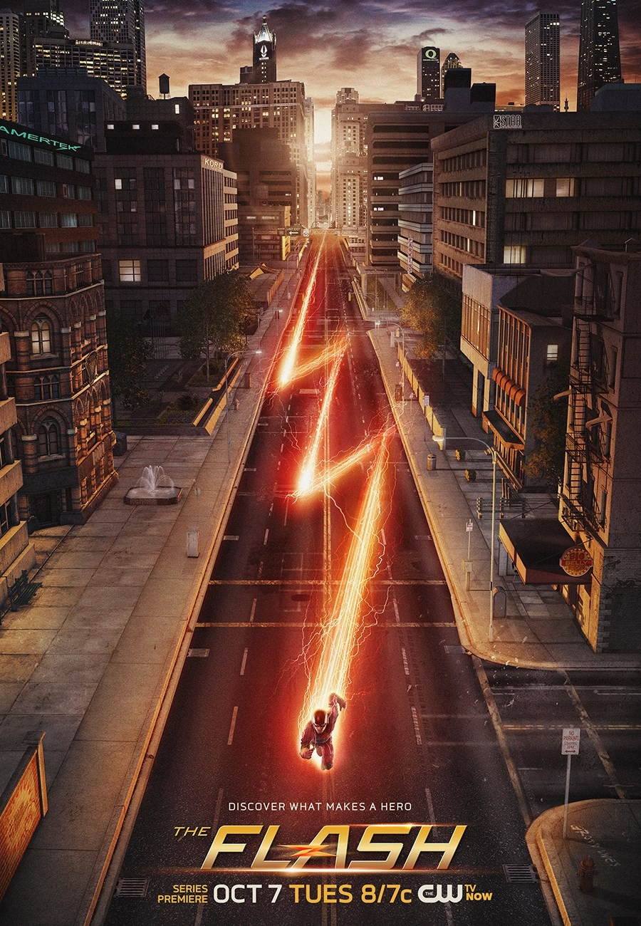 the-flash-teaser-poster