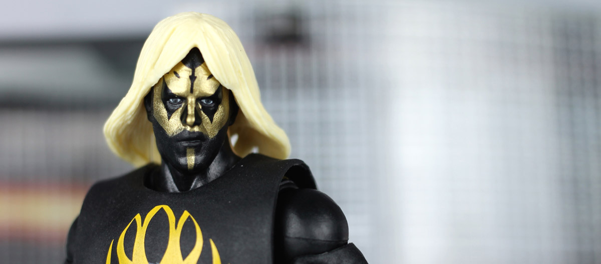 WWE Wrestling créer un WWE SuperStar Goldust Figure Action