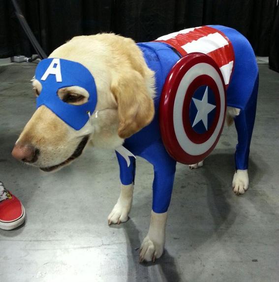 15 Captain America