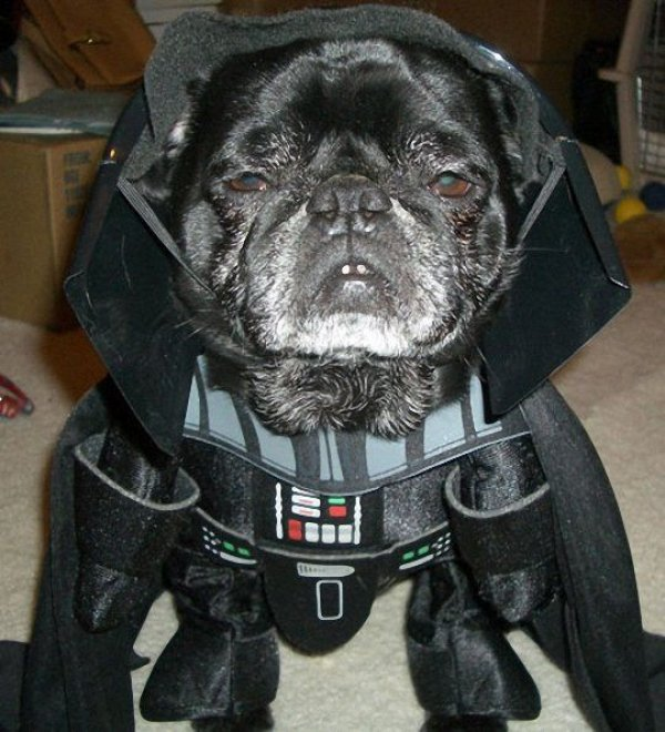 23 Darth Vader