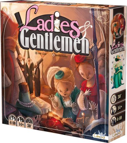 Ladies & Gentlemen - board game