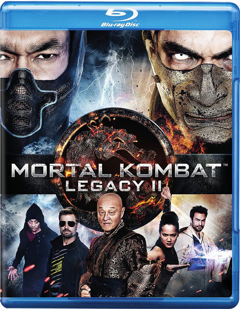 Mortal Kombat_ Legacy II Box Art