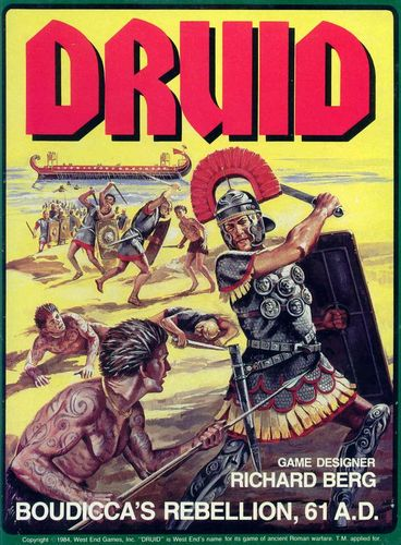 Druid - board game