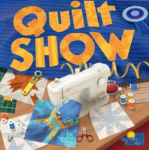 Quilt Show - board game