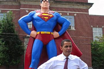 Superman & Obama