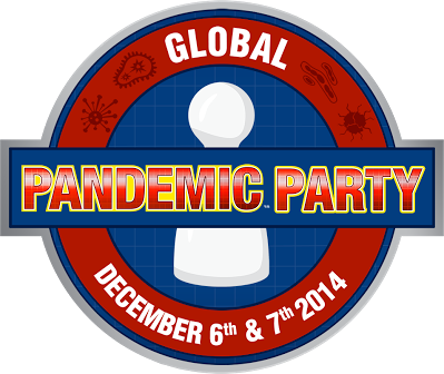Pandemic Party seal