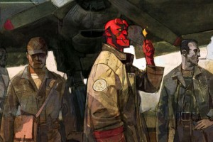 Hellboy takes the top spot!