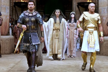 Still from Ridley Scott's EXODUS: GODS AND KINGS (2014)