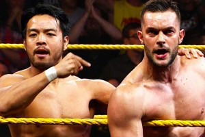 Itami and Balor
