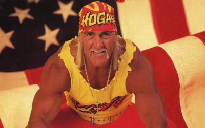 Hulk Hoagn Wrestling Boot Band Cover Art