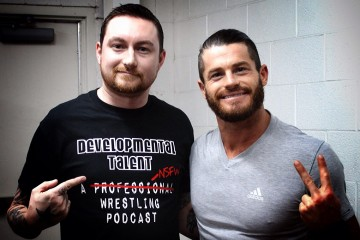 Lemonjuice McGee and Matt Sydal