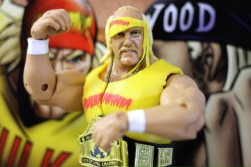 Hulkamania is runnin wild!