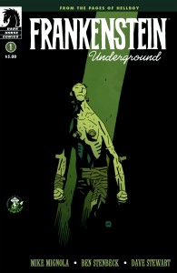 Exclusive Cover for Emerald City Comic Con