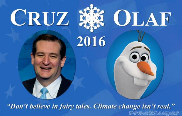 Cruz * Olaf 2016