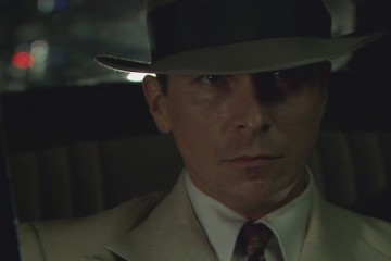 Christian Bale as Melvin Purvis