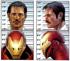 The Invincible Iron Man: World's Most Wanted