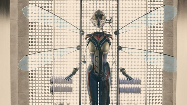 The Wasp suit