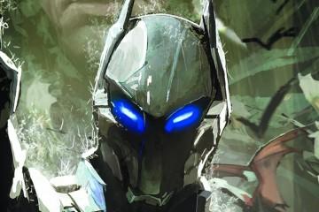 Batman: Arkham Knight - Genesis #1