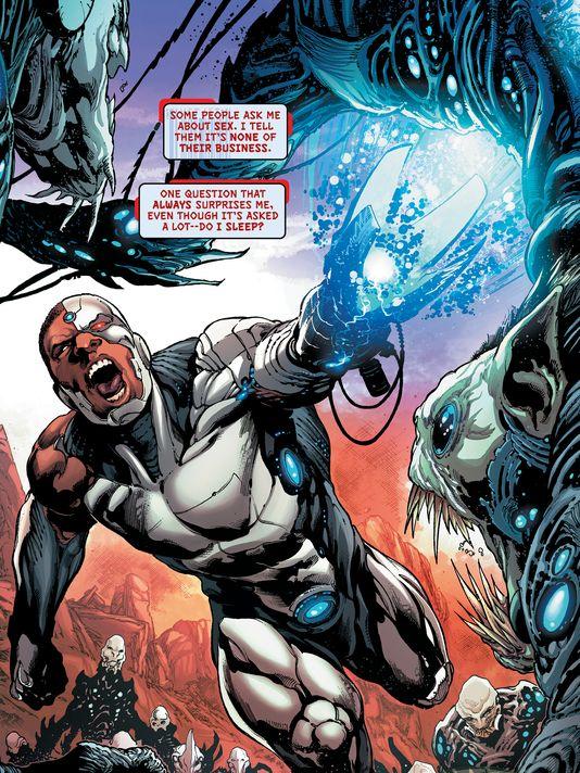 Cyborg #2 page 4