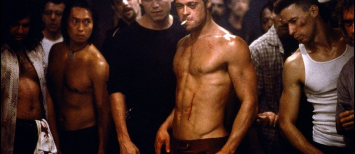 fight club and gender An analysis of fight club: masculine identity in the service class criticismcom also contains essays, book reviews, and articles on other films, media theory, media criticism, social science, discourse analysis, philosophy, linguistics, and psychoanalysis.