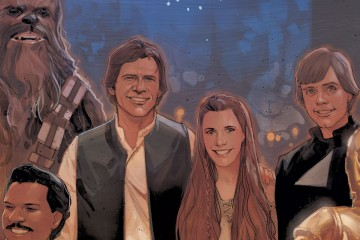 JOURNEY TO STAR WARS: THE FORCE AWAKENS  SHATTERED EMPIRE #1