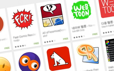Webcomic Apps