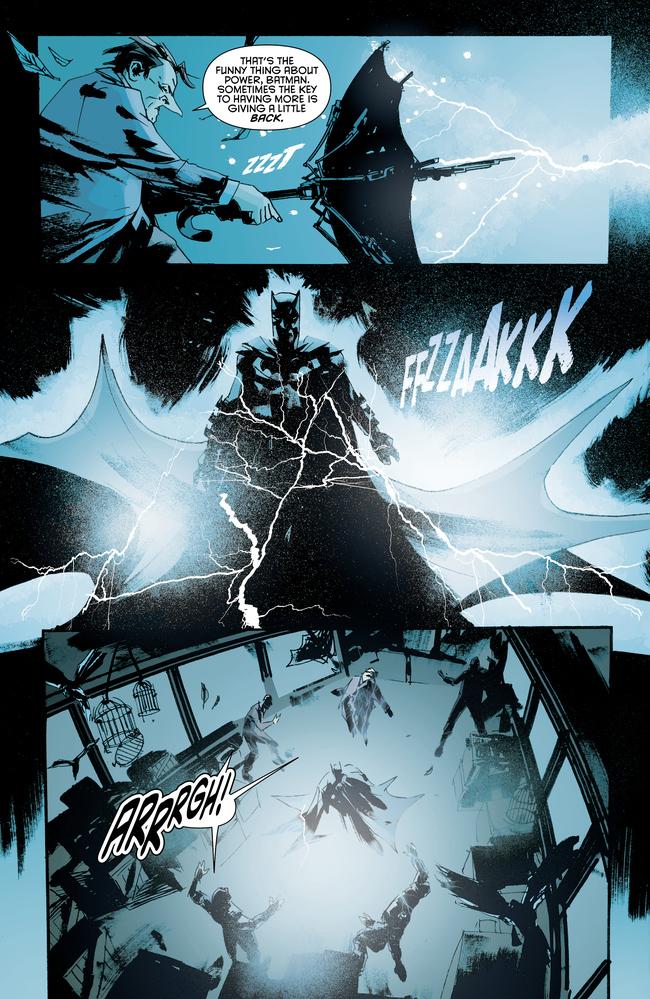 Batman #44 page 5