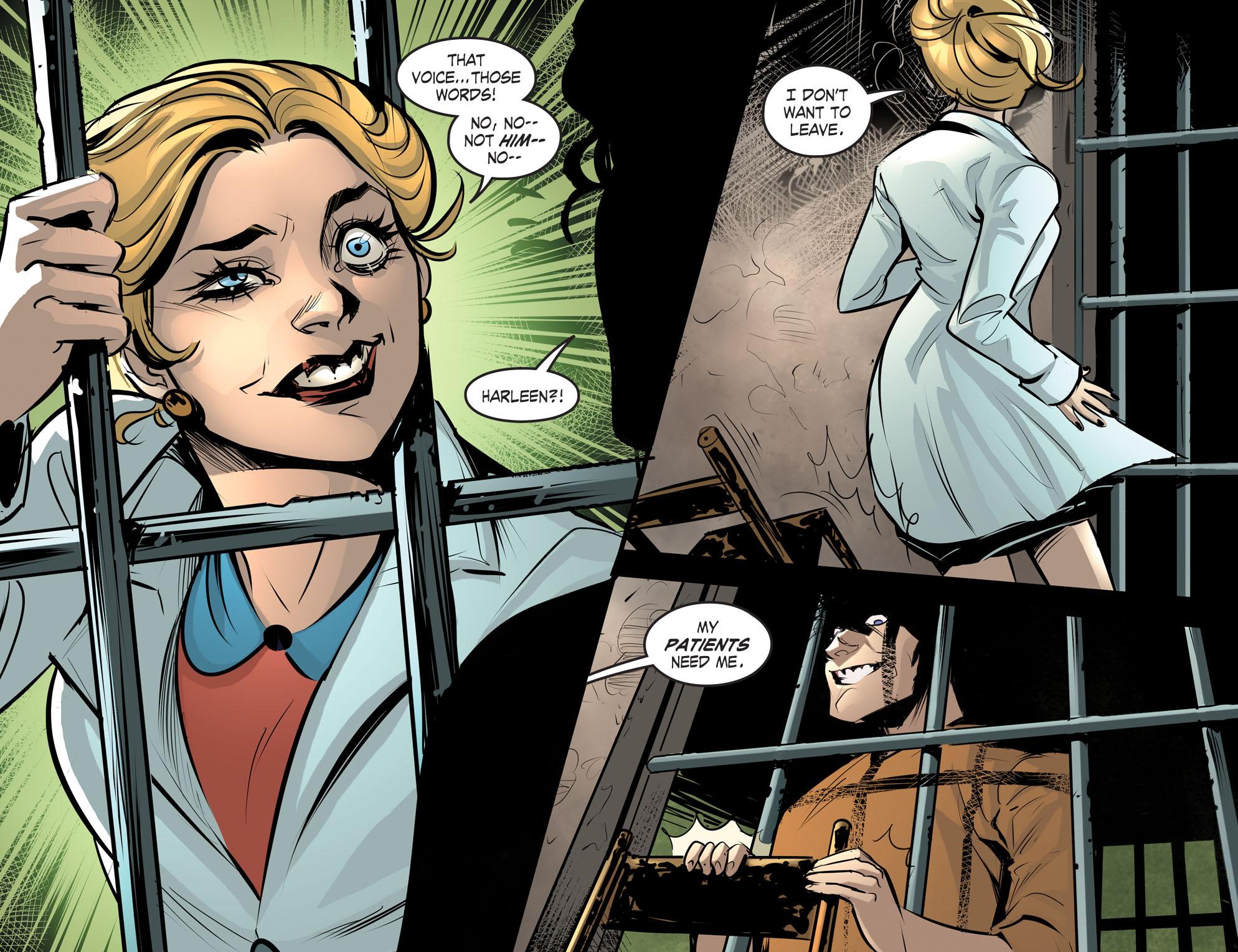 DC COMICS BOMBSHELLS #11 page 9