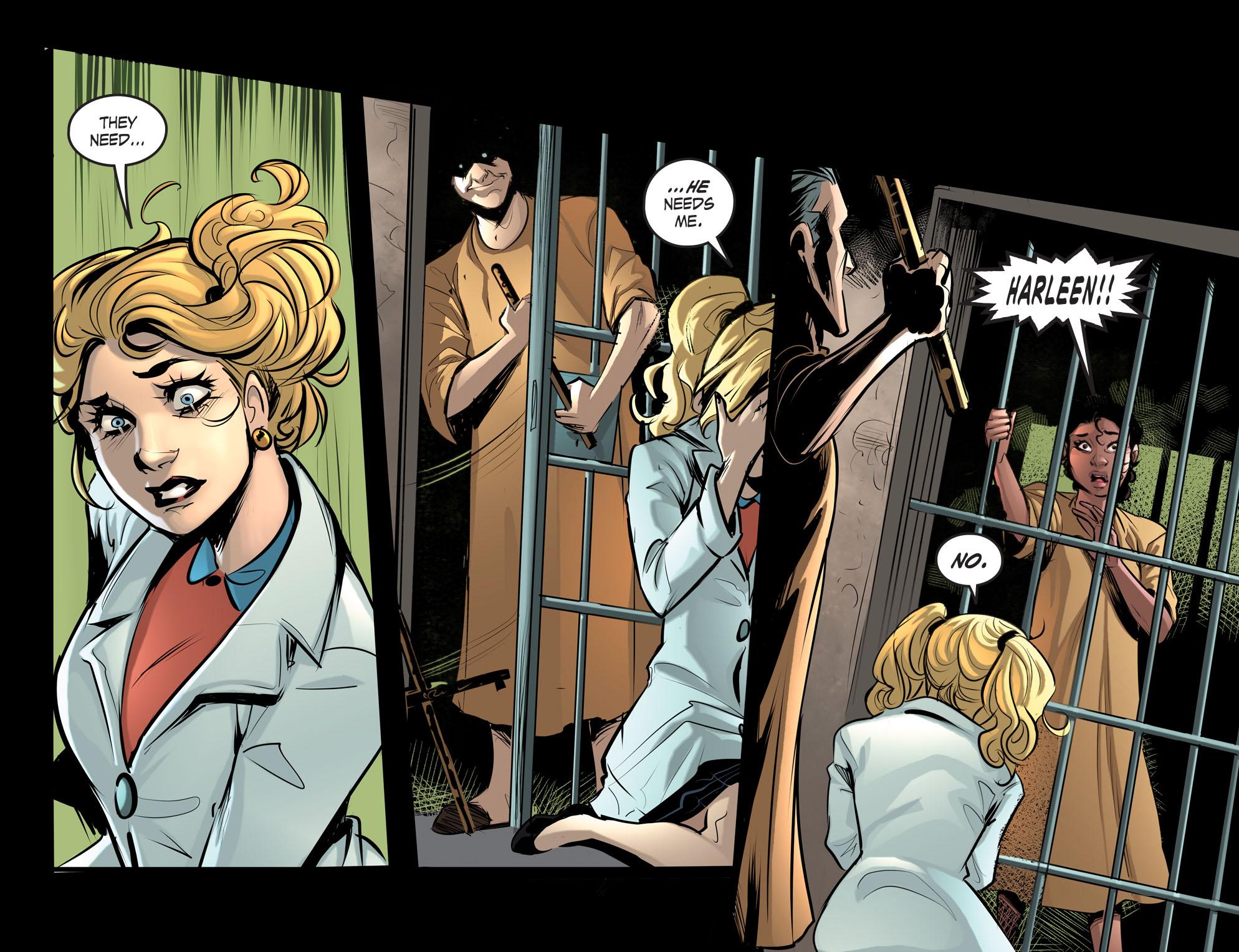 DC COMICS BOMBSHELLS #11 page 10