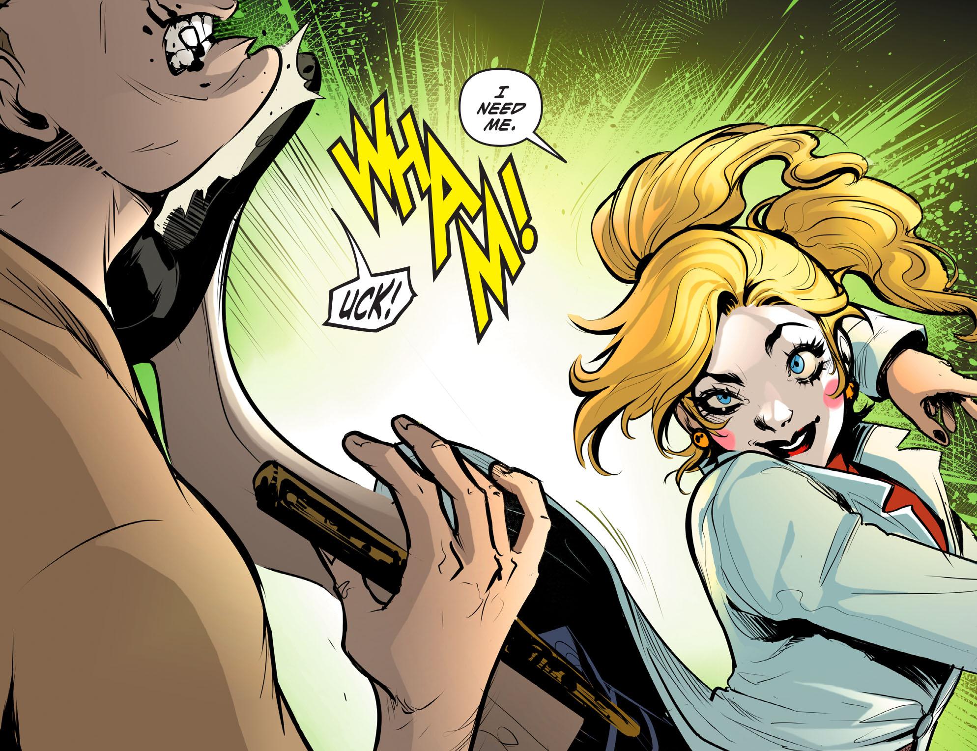 DC COMICS BOMBSHELLS #11 page 11