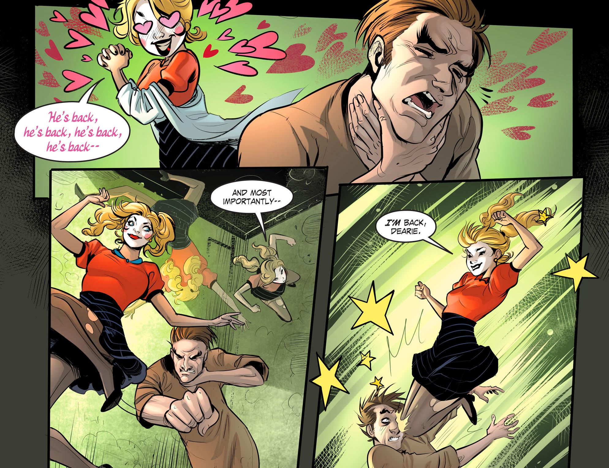 DC COMICS BOMBSHELLS #11 page 12